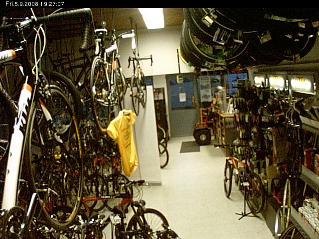 Cycling Nussdorf Donau-Fritzi Shop photo 4