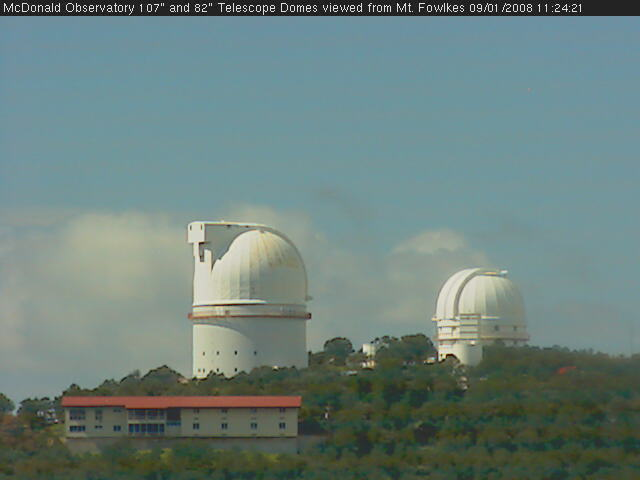 McDonald Observatory - Telescope Domes photo 4