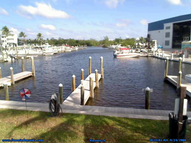 Four Winds Marina Webcam - Bokeelia photo 4