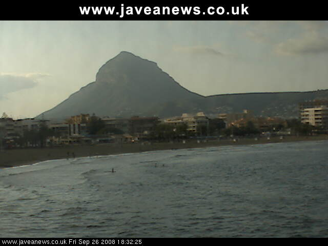 Webcam Javea photo 2
