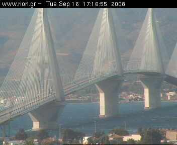 The Rion - Antirion cable-stayed Bridge photo 1