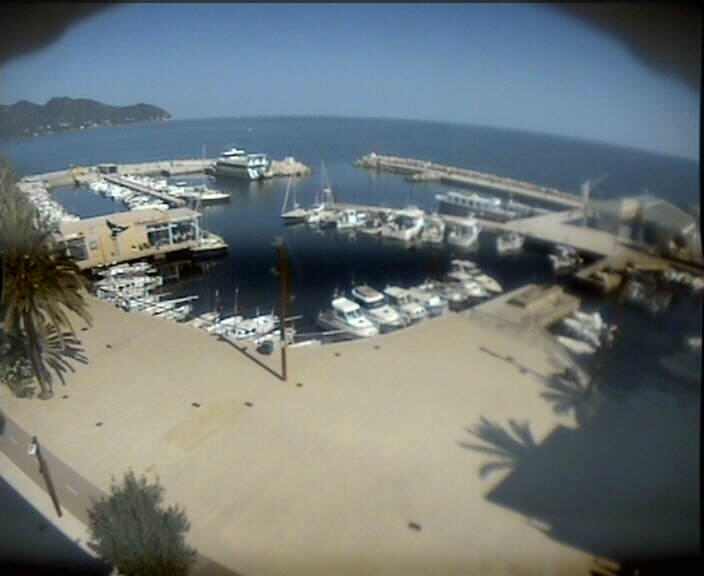 Cala bona webcam photo 1