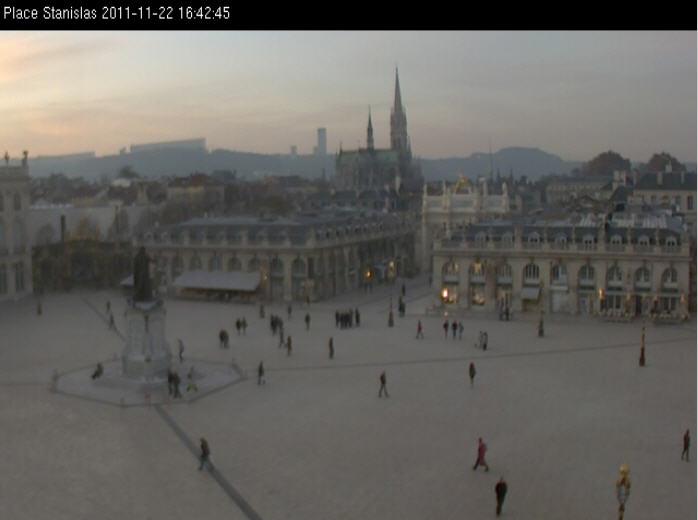 Nancy - Place Stanislas photo 3