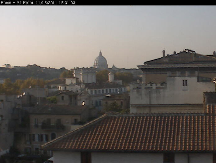 Rome City Panorama photo 1