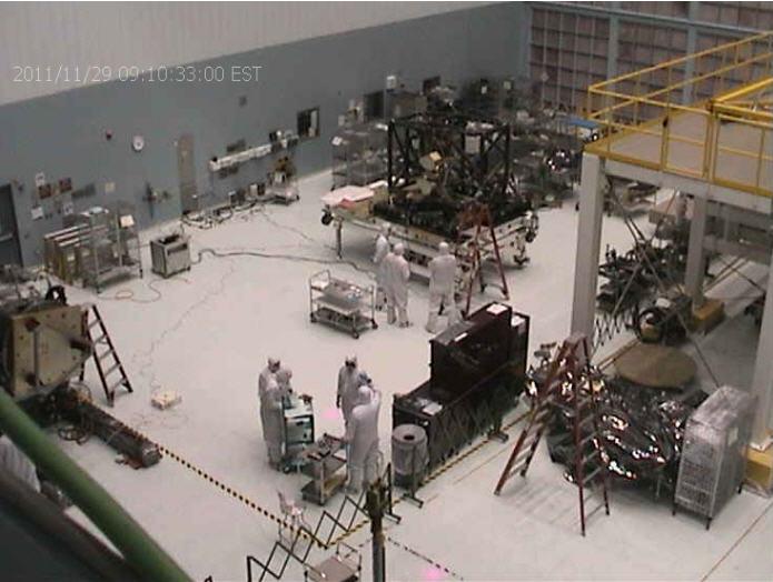 The James Webb Space Telescope photo 1
