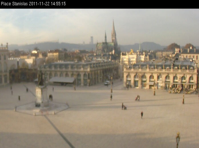 Nancy - Place Stanislas photo 1