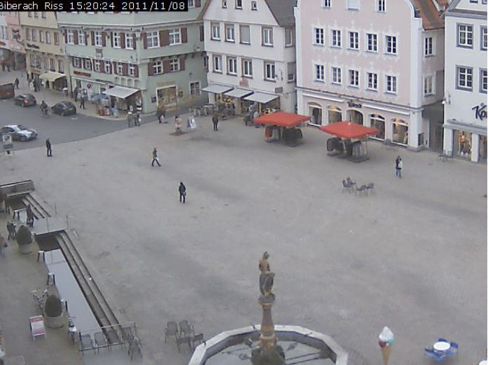 Market Square of Biberach  photo 6