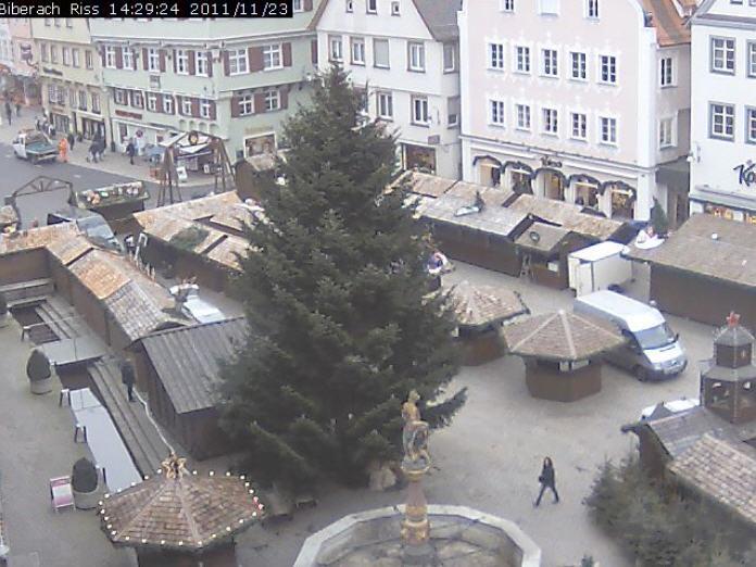 Market Square of Biberach  photo 2
