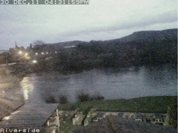 Live view of the River Wye photo 1