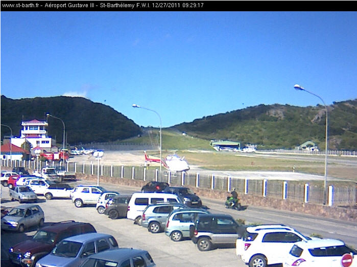 St. Barts Airport  photo 1