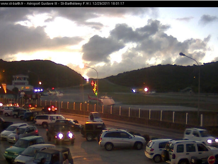 St. Barts Airport  photo 2