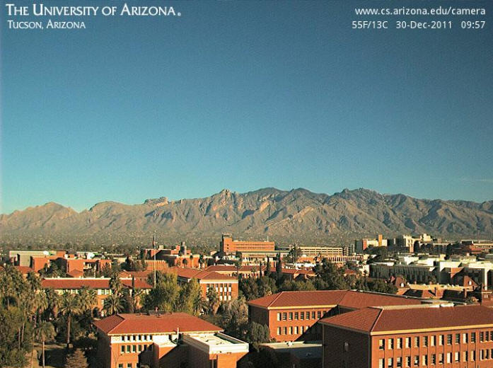 The Arizona University photo 1