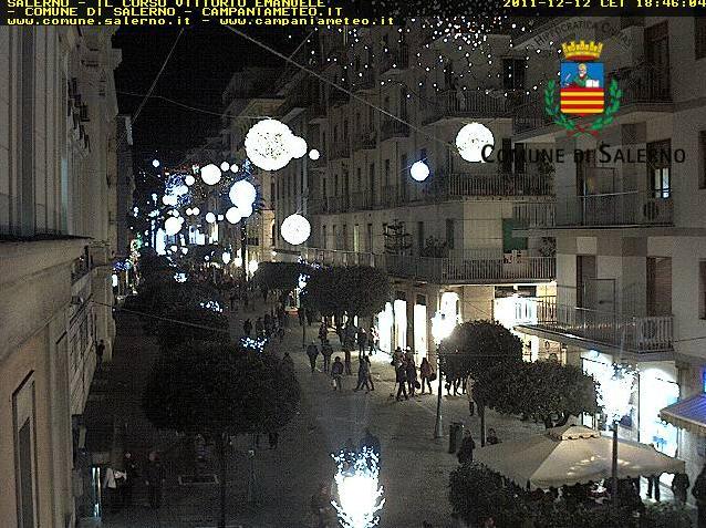Salerno - Il Corso Vittorio Emanuele photo 2