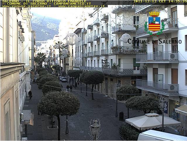 Salerno - Il Corso Vittorio Emanuele photo 1