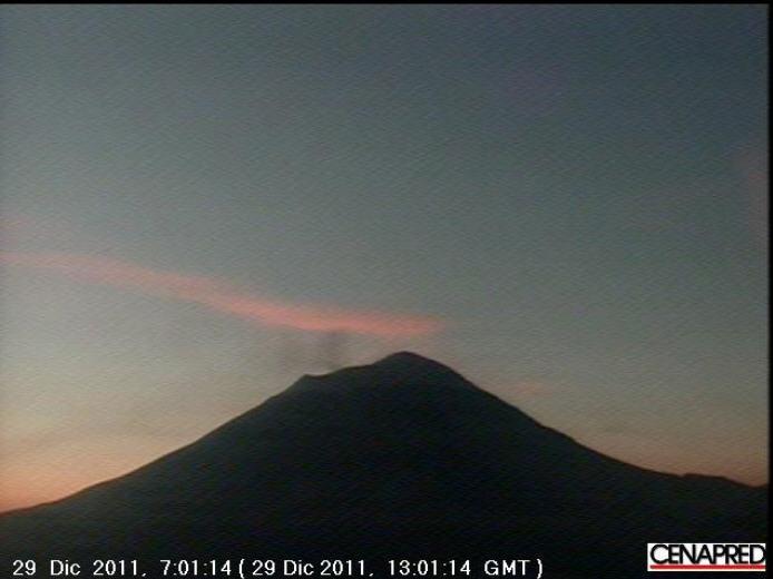 Volcán Popocatépetl - Altzomoni Tlamacas  photo 1