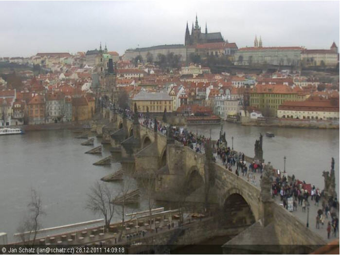 Charles Bridge & Prague Castle photo 1