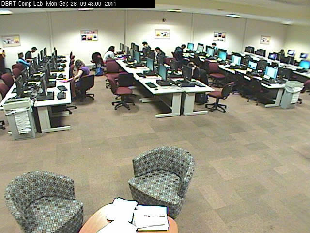 DeBartolo Hall Computer Lab photo 2
