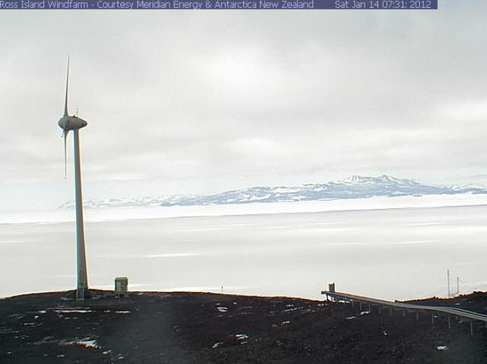 Ross Island wind farm photo 2