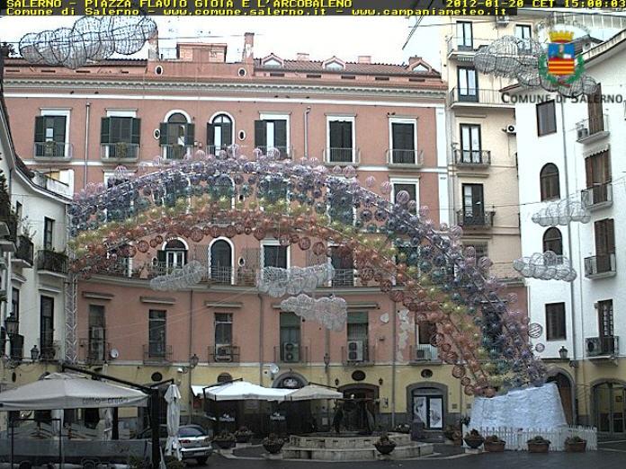 Salerno - Piazza Flavio Gioia photo 1