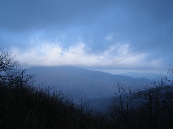 View of Cold Mountain, Shining Rock Wilderness photo 1