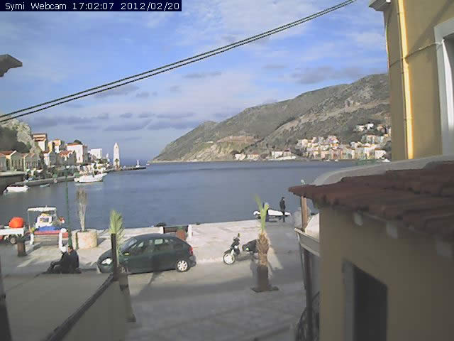 Symi bay photo 1