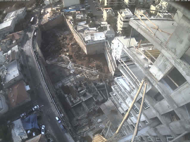 Construction in Tel Aviv photo 1