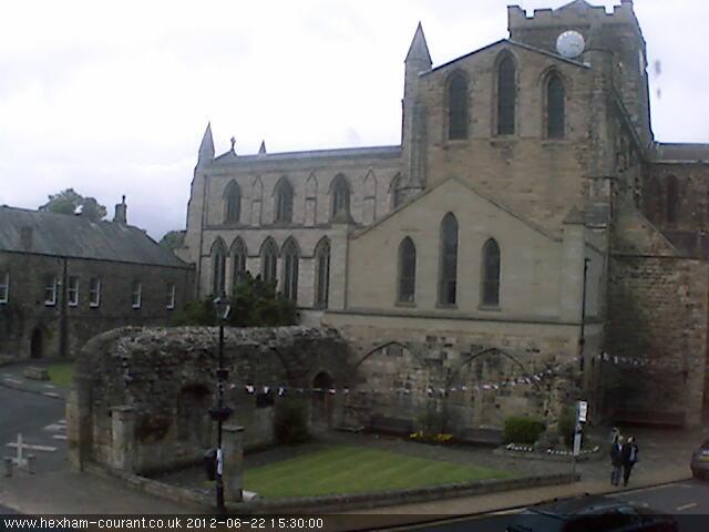 Hexham Abbey photo 1