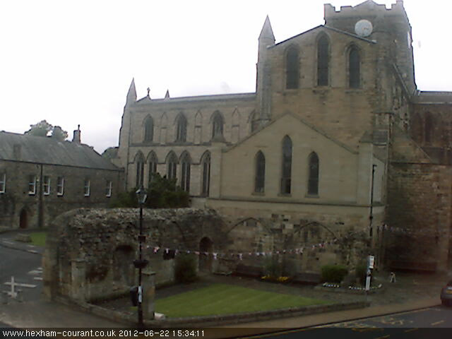 Hexham Abbey photo 2
