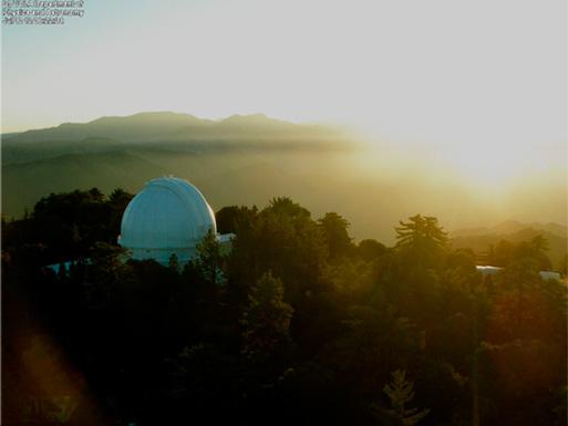 Mount Wilson Observatory photo 2