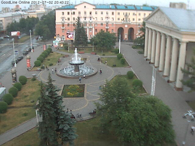 Kemerovo city photo 1