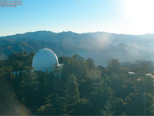 Mount Wilson Observatory photo 1