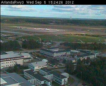Arlanda Airport - Runaway 3 photo 2