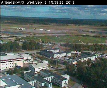 Arlanda Airport - Runaway 3 photo 1