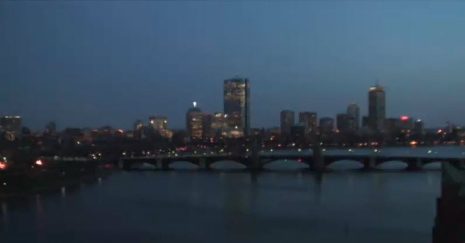 Boston City Skyline photo 2